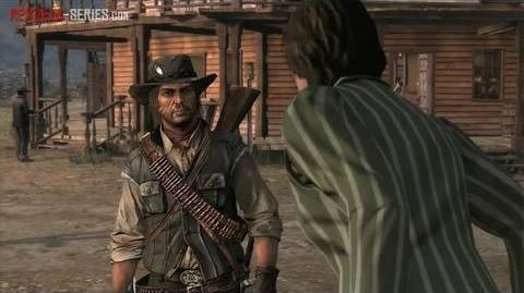 Let No Man Put Asunder (Bad Choices) - Stranger Mission - Red Dead Redemption