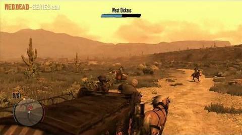 Old Swindler Blues (Gold Medal) - Mission 10 - Red Dead Redemption