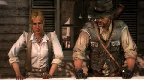 """Red Dead Redemption - mission """"Women and Cattle"""""""
