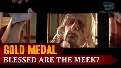 Red Dead Redemption 2 - Mission -18 - Blessed are the Meek? -Gold Medal-
