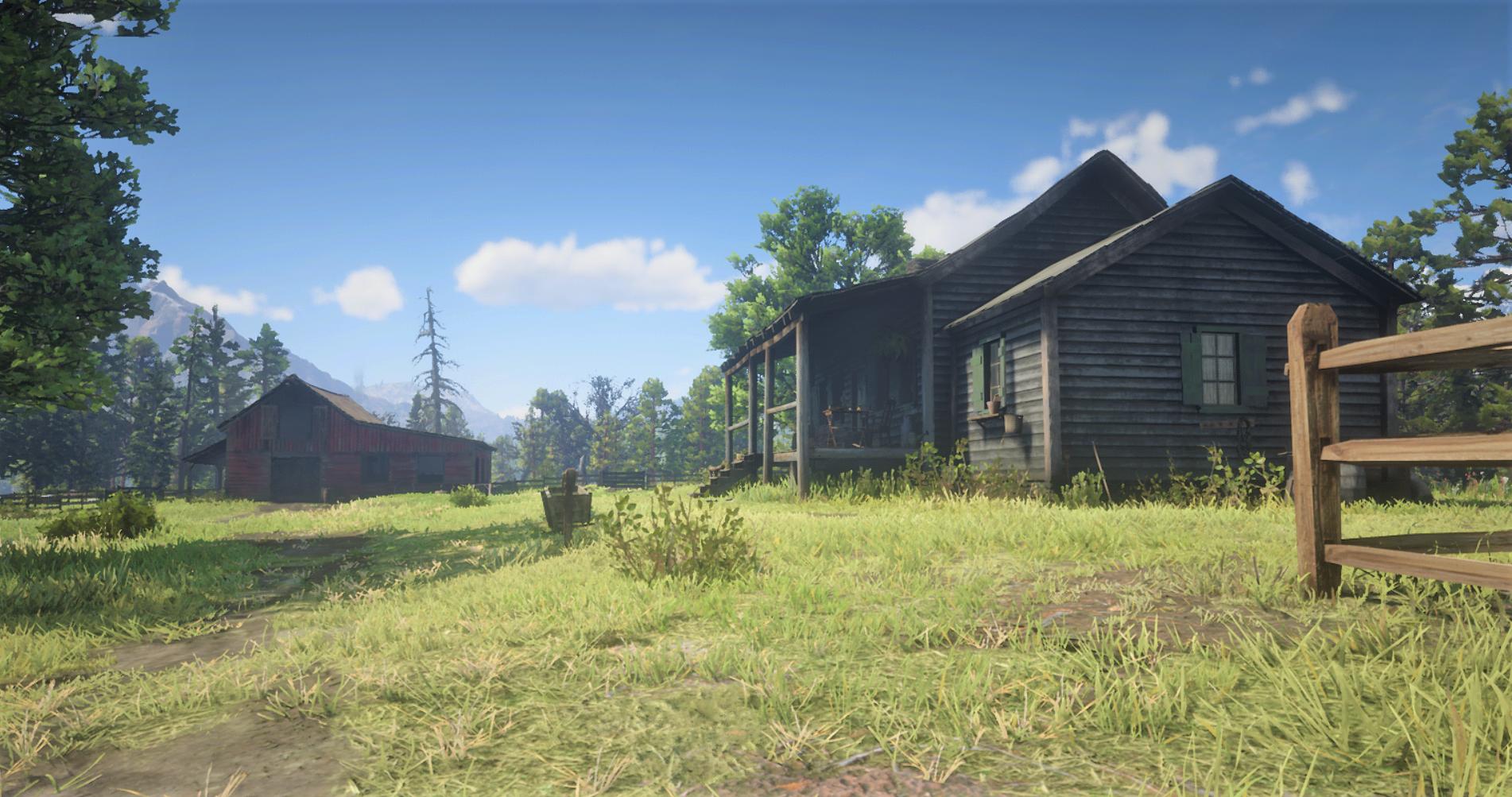 Downes Ranch | Red Dead Wiki | FANDOM powered by Wikia