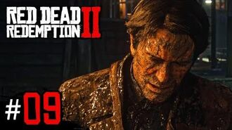 Red Dead Redemption 2 PC Walkthrough Mission 9 Americans at Rest (ENG-ITA)