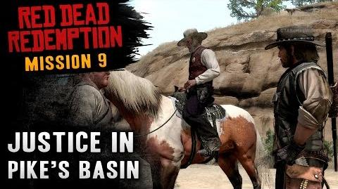 Red Dead Redemption - Mission 9 - Justice in Pike's Basin (Xbox One)