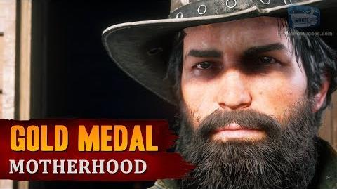Red Dead Redemption 2 - Mission -94 - Motherhood -Gold Medal-