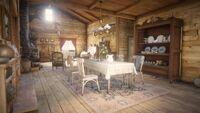 Beecher's Hope Dining Room RDR2