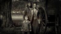 John Marston and family