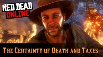 Red Dead Online Moonshiners Mission 5 - The Certainty of Death and Taxes (Ruthless - Solo)