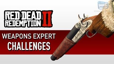 Red Dead Redemption 2 - Weapons Expert Challenge Guide