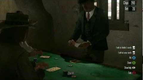 Red Dead Redemption - Blackjack