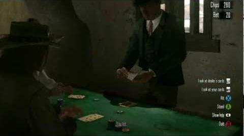 Red Dead Redemption - Blackjack