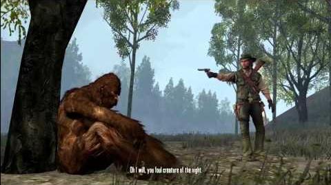 Video - Red Dead Redemption Bigfoot (Sasquatch) Hunting