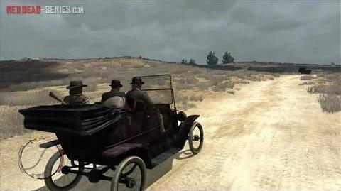 Bear One Another's Burdens (Gold Medal) - Mission 42 - Red Dead Redemption