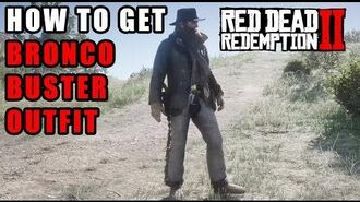 Red Dead Redemption 2 - How To Get The Bronco Buster Outfit