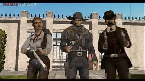 Siege - Chapter 25 - Red Dead Revolver