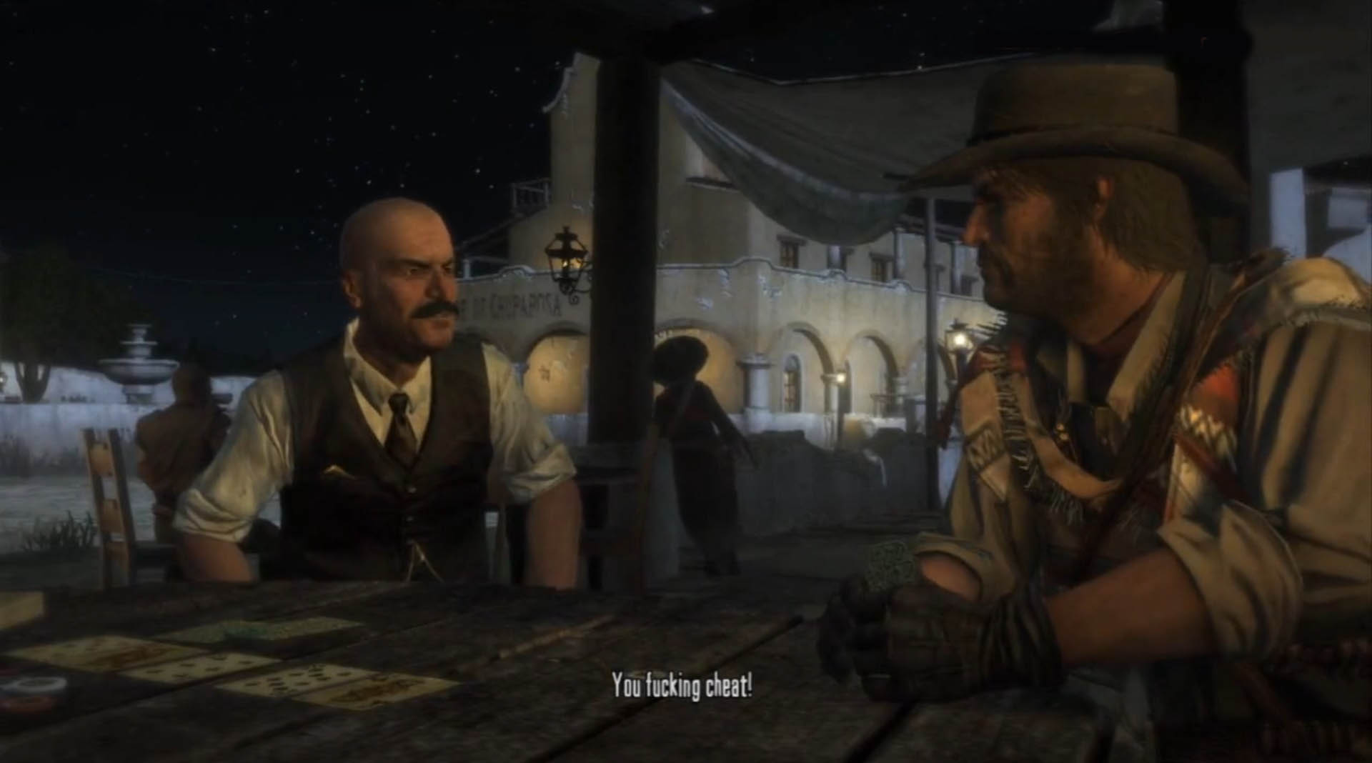 Red dead redemption keep getting caught cheating at poker ongame network poker download
