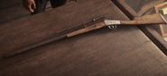 Rolling Block Rifle - Red Dead 2