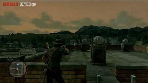 The Prodigal Son Returns (to Yale) (Gold Medal) - Mission 46 - Red Dead Redemption