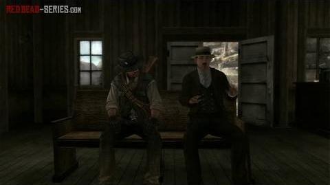 Funny Man - Stranger Mission - Red Dead Redemption