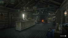 RDR2 Wallace Station General Store