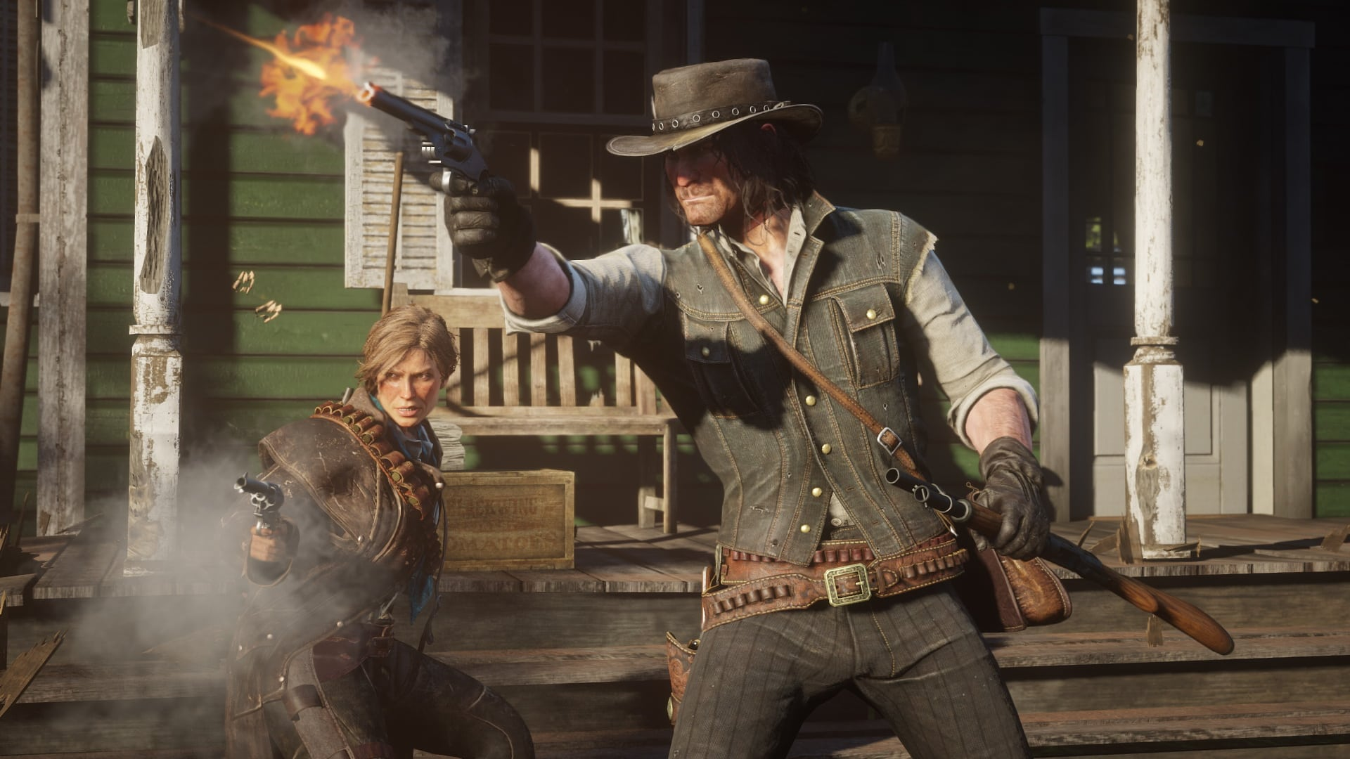 where is the vampire in red dead redemption 2