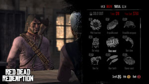 RDR Store Inventory