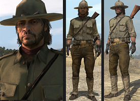 RDR unlocksUSArmyOutfit  sc 1 st  Red Dead Wiki - Fandom & US Army Uniform | Red Dead Wiki | FANDOM powered by Wikia