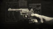 Rdr2 High Roller Double-Action Revolver compedium
