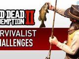 Survivalist Challenges in Redemption 2