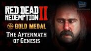 RDR2 PC - Mission -4 - The Aftermath of Genesis -Replay & Gold Medal-