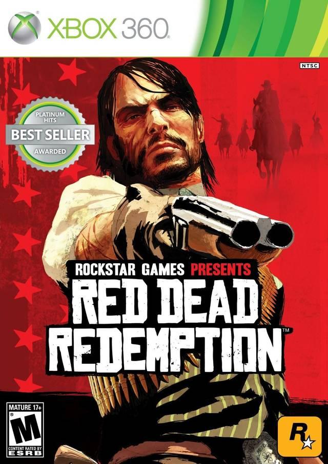"""Résultat de recherche d'images pour """"red dead redemption cover"""""""