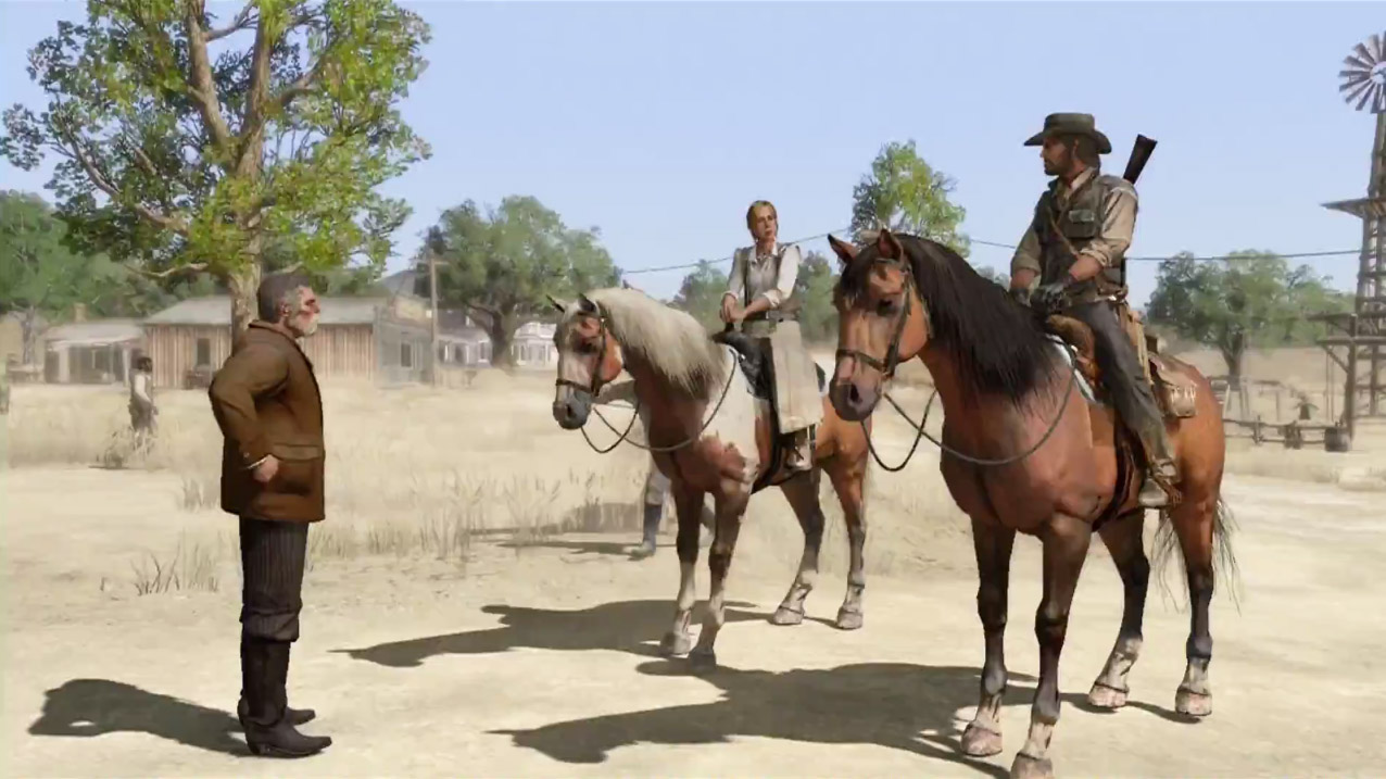 Wild Horses, Tamed Passions | Red Dead Wiki | FANDOM powered by Wikia