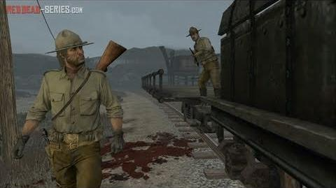 Red Dead Redemption Undead Nightmare - Mission 5 - American Imperialism