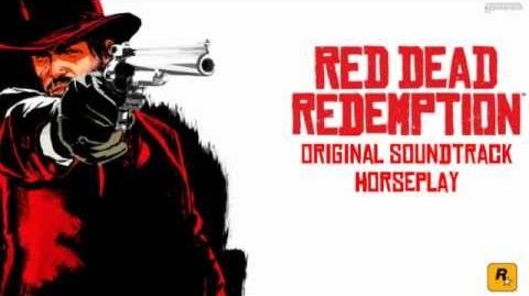 Horseplay Red dead Redemption