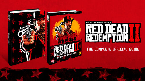 RDR2 Complete Official Guide
