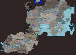 RDR 2 Leaked Map Unconfirmed