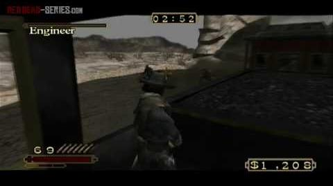 Railroaded - Chapter 5 - Red Dead Revolver