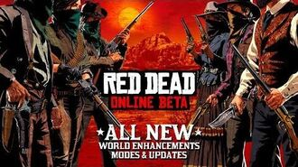 Red Dead Online Beta Update-0
