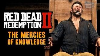 Red Dead Redemption 2 Stranger Mission - The Mercies of Knowledge