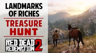 RDR2 PC Landmarks of Riches All Maps & Treasure Location (Red Dead Redemption 2)