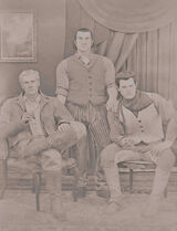 Hosea, Dutch, and Arthur