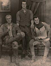 Hosea, Dutch, and Arthur