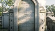 Quincy T Harris Grave