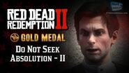 RDR2 PC - Mission 66 - Do Not Seek Absolution II Replay & Gold Medal