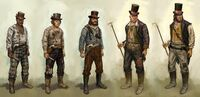 Waltons Gang