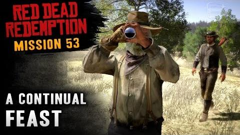 Red Dead Redemption - Mission 53 - A Continual Feast (Xbox One)