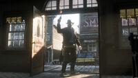 Valentine screenshot 2 - Red Dead Redemption 2