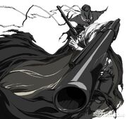 Afro samurai project justice
