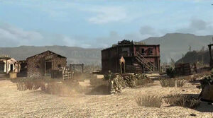 Image result for tumbleweed ghost town