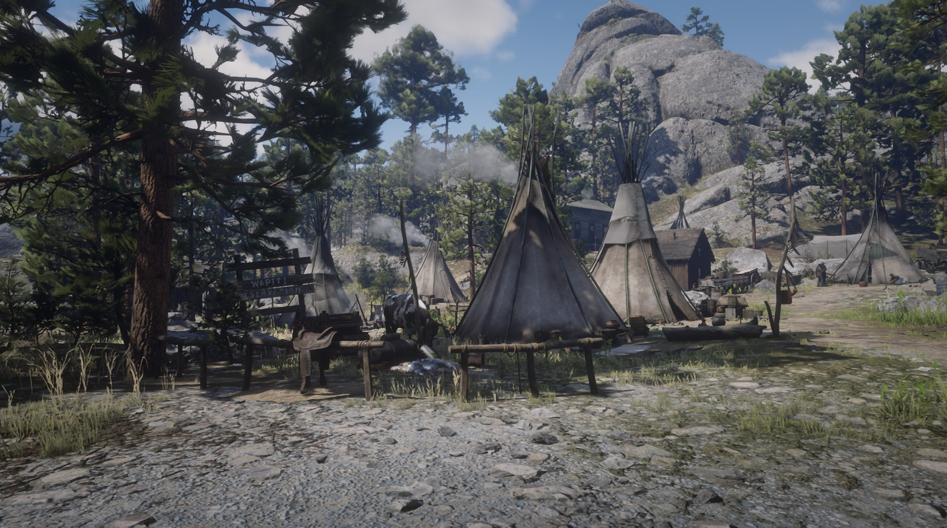 Wapiti Indian Reservation | Red Dead Wiki | FANDOM powered