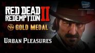 RDR2 PC - Mission 52 - Urban Pleasures Replay & Gold Medal